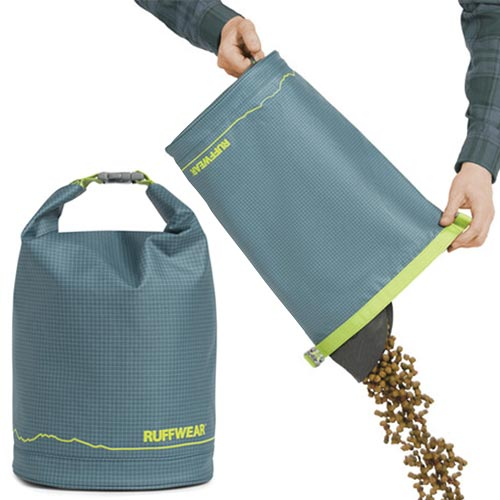 Ruffwear Kibble Kaddie Carry Amp Dispense Dry Dog Food