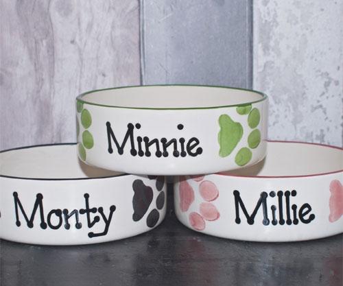 Ceramic Dog Bowls Uk