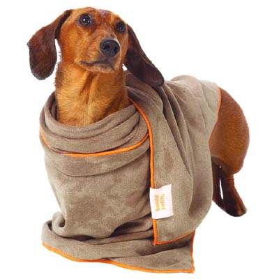 Henry Wag Microfibre Dog Towel