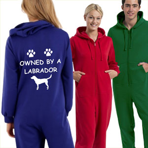 Personalised Onesie - Owned By A
