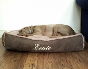 Personalised Dog Bed - Cradle