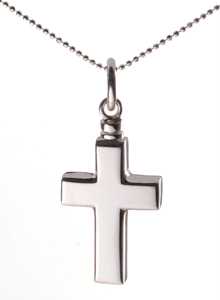 Cremation Jewellery Necklace Mayfair Cross