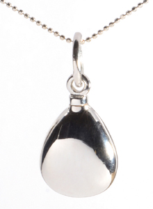 Cremation Jewellery Necklace Mayfair Teardrop