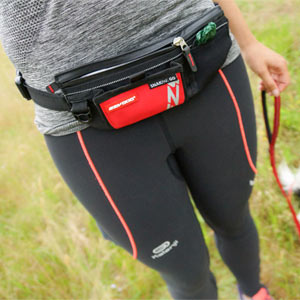 SnakPak GO Dog Walking Belt