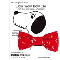 Dog Bow Tie Anchors