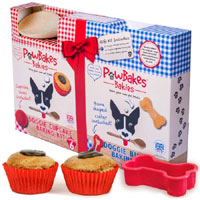 Baking Kit Dog Gift Set