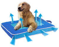 Chill Out Fresh Breeze Dog Mat