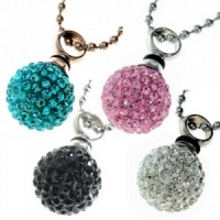 Pet Cremation Jewellery Crystal Sphere