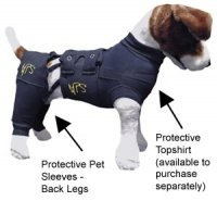 Protective Pet Sleeve - Back Legs