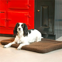 P&L Rectangular Dog Crate Mat