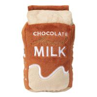 FuzzYard Dog Toy - Chocolate Milk