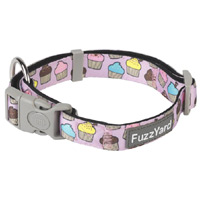 FuzzYard Dog Collar - Fresh Cupcakes