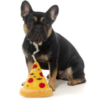 FuzzYard Dog Toy - Pizza