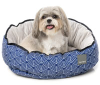 FuzzYard Reversible Dog Bed - Hampton