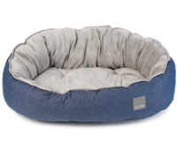 FuzzYard Reversible Dog Bed - Montana