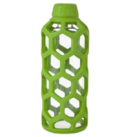 Hol-ee Bottle Dog Toy