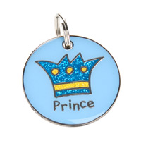 Small Dog ID Tag - Prince