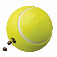 KONG Rewards Tennis Treat Ball