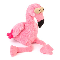 Neighbourhood Nasties - Flo the Flamingo