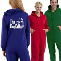 Slogan Onesie - The Dogfather