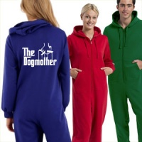 Slogan Onesie - The Dogmother