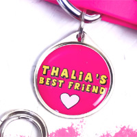 Personalised Dog Charm - Best Friend
