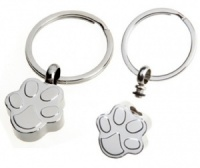 Pet Urn Ashes Keyring