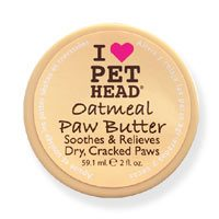 paw butter for dog's cracked dry paw pads