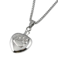Pet Ashes Jewellery Necklace Chelsea 6