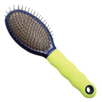 Pin Dog Brush