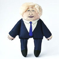 Pet Hates Dog Toys - Boris Johnson