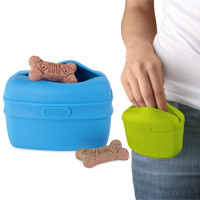 Popware Silicone Dog Treat Pouch