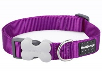 Red Dingo Purple Dog Collar