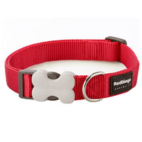 Red Dingo Red Dog Collar
