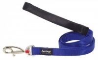 Red Dingo Dark Blue Dog Lead