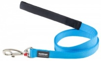 Red Dingo Turquoise Dog Lead