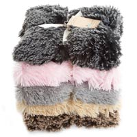 Deluxe Shaggy Dog Blanket