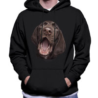 Unisex Dog Lover Hoodie - Pointer