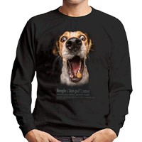 Unisex Dog Lover Sweatshirt - Beagle