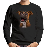 Unisex Dog Lover Sweatshirt - Boxer