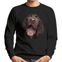 Unisex Dog Lover Sweatshirt - Pointer