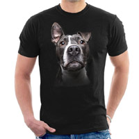 Unisex Dog Lover T-shirt - Blue Nose