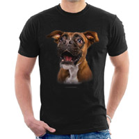 Unisex Dog Lover T-shirt - Boxer