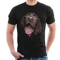 Unisex Dog Lover T-shirt - Pointer