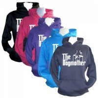 Unisex Slogan Hoodie - The Dogmother