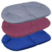 P&L Oval Waterproof Dog Cushion