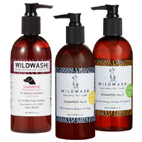 WildWash Pro Fragrance Dog Shampoo