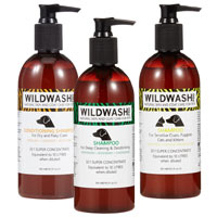 WildWash Pro Natural Dog Shampoo