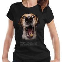 Women's Dog Lover T-shirt - Beagle