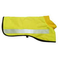High-vis Winter Dog Coat